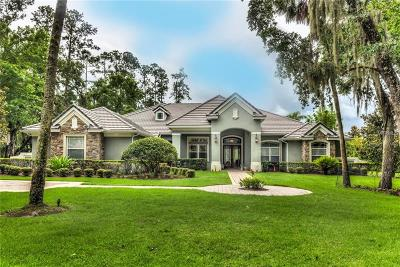 Lake Mary Single Family Home For Sale: 231 Shiloh Cove