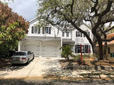Tampa Single Family Home For Sale: 3105 W Oakellar Avenue