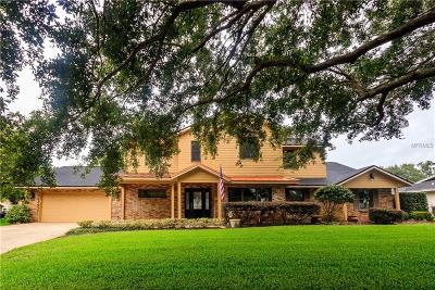 Orlando Single Family Home For Sale: 8762 Harbor View Drive
