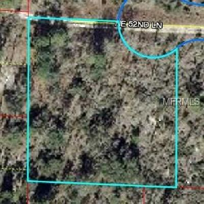 Levy County Residential Lots & Land For Sale: NE 52nd Lane