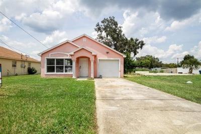 Deland Single Family Home For Sale: 463 Carroll Avenue
