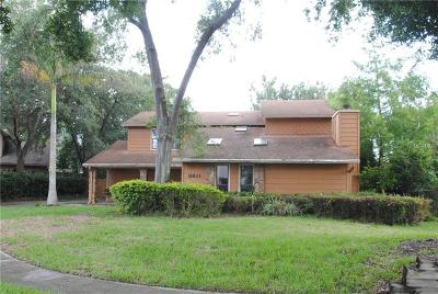 Single Family Home For Sale: 8611 Bay View Court