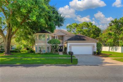 Lake Mary Single Family Home For Sale: 103 Ridge Road