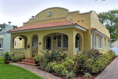 Winter Park Single Family Home For Sale: 1375 Buckingham Road
