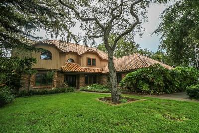 Lake Mary Single Family Home For Sale: 340 N Spaulding Cove