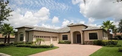 Lake County, Sumter County Single Family Home For Sale: 25442 High Hampton Circle