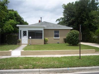 Winter Park Single Family Home For Sale: 617 Callahan Street