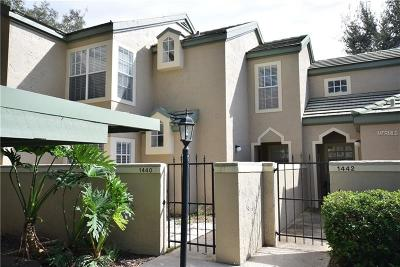 Lake Mary Townhouse For Sale: 1440 Farrindon Circle