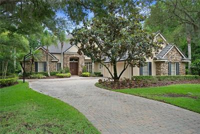 Orlando Single Family Home For Sale: 9650 Blandford Road