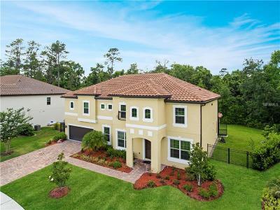 Oviedo Single Family Home For Sale: 136 Adler Point