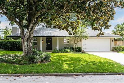 Maitland Single Family Home For Sale: 9037 Lake Hope Drive