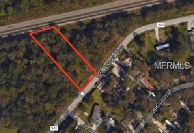Lakeland Residential Lots & Land For Sale: Old Tampa Highway