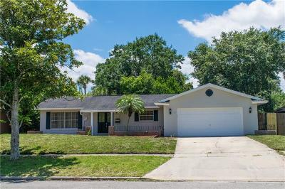 Winter Park Single Family Home For Sale: 2942 Sandwell Drive