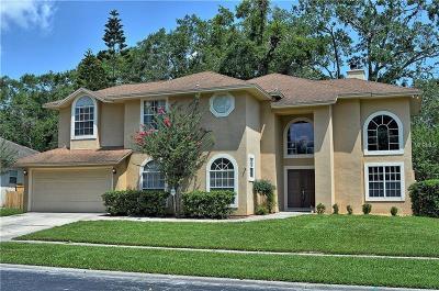 Altamonte Springs, Altamonte Single Family Home For Sale: 659 Oak Hollow Way