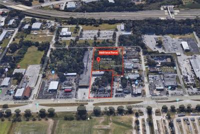 Residential Lots & Land For Sale: 4540 W Colonial Drive