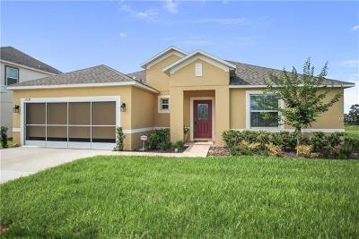 Mascotte Single Family Home For Sale: 15539 Gemini Drive