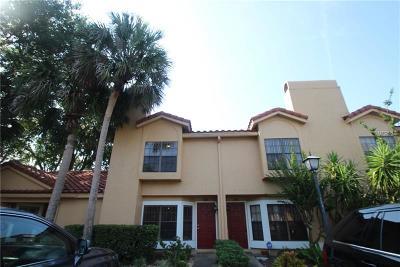 Volusia County, Seminole County, Orange County Condo For Sale: 1216 N Fairway Drive #1216