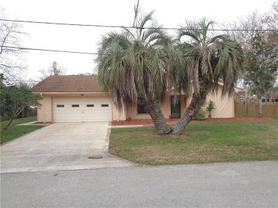Crystal River Single Family Home For Sale: 1202 5th Avenue