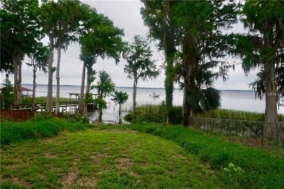 Lake County, Sumter County Single Family Home For Sale: 30216 Harris Drive