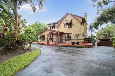 Orlando Single Family Home For Sale: 600 Gatlin Avenue