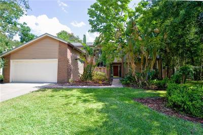 Single Family Home For Sale: 6538 Hidden Beach Circle