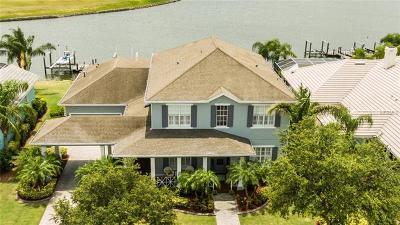 Apollo Beach FL Single Family Home For Sale: $900,000
