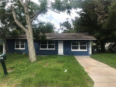 Daytona Beach Single Family Home For Sale: 724 Derbyshire Road