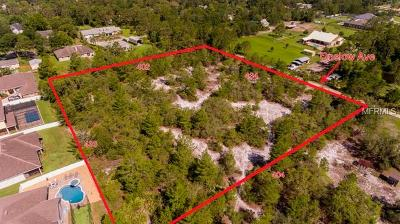 Oviedo Residential Lots & Land For Sale: Onslow Avenue