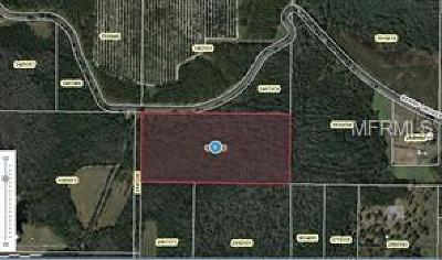 Clermont Residential Lots & Land For Sale: Berry Grove Road