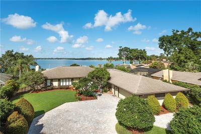 Belle Isle FL Single Family Home For Sale: $1,195,000