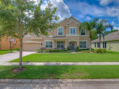 Oviedo Single Family Home For Sale: 1365 Stellar Drive