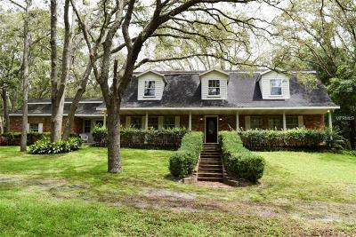 Deland Single Family Home For Sale: 1623 Twin Oaks Drive