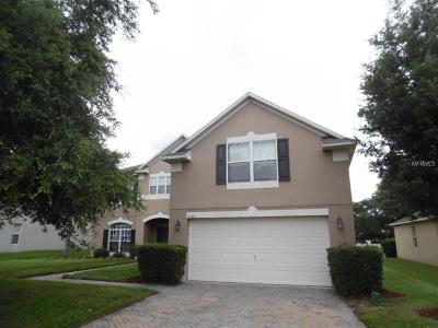 Ocoee Single Family Home For Sale: 2768 Cabernet Circle