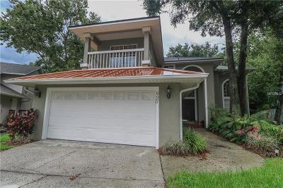 Altamonte Springs, Altamonte Single Family Home For Sale: 697 Oak Hollow Way