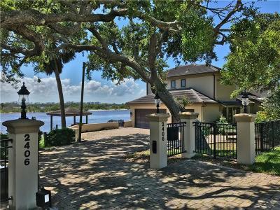 Ormond Beach Single Family Home For Sale: 2406 John Anderson Drive