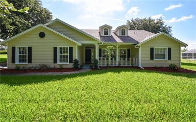 Mount Dora Single Family Home For Sale: 32640 Scenic Hills Drive