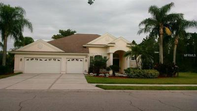 Bradenton Single Family Home For Sale: 10002 Laurel Valley Avenue Circle