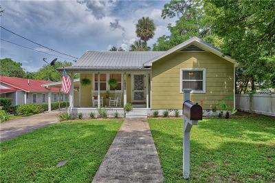 Ocala Single Family Home For Sale: 1024 Alvarez Avenue