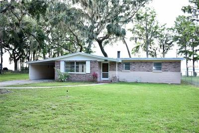 Lake County, Sumter County Single Family Home For Sale: 28101 Leuty Road