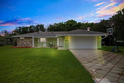Edgewater Single Family Home For Sale: 128 N Cory Drive