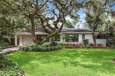 Winter Park Single Family Home For Sale: 1680 Dale Avenue