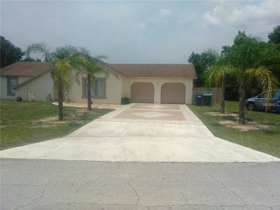 Deltona Single Family Home For Sale: 1210 Azora Drive