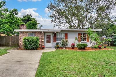 Chuluota Single Family Home For Sale: 441 E 5th Street