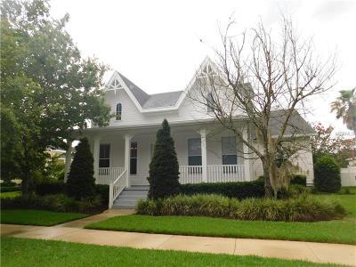 Celebration Single Family Home For Sale: 796 Oak Shadows Road