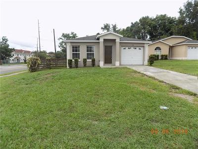Apopka Single Family Home For Sale: 68 E 13th Street