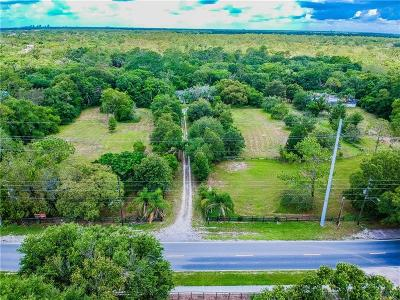 Orlando Residential Lots & Land For Sale: 3828 Rouse Road