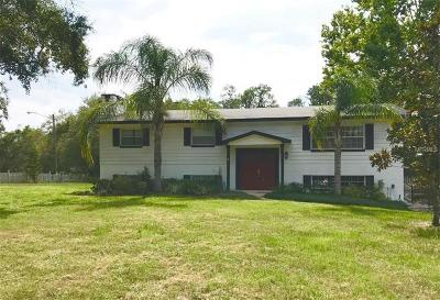 Orlando Single Family Home For Sale: 318 N Hiawassee Road