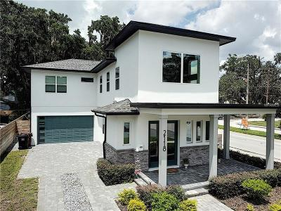 Orlando Single Family Home For Sale: 2118 Ivanhoe Road