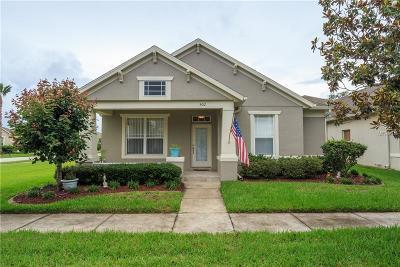 Groveland Single Family Home For Sale: 502 Boat Key Way