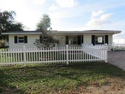 Davenport Single Family Home For Sale: 199 North Circle